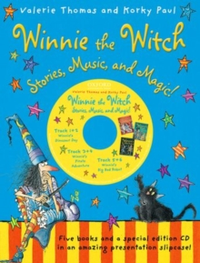 Winnie the Witch: Stories, Music, and Magic!, Mixed media product