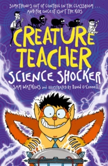 Creature Teacher: Science Shocker, Paperback Book