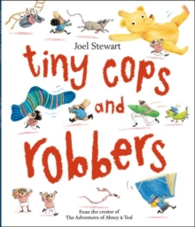 Tiny Cops and Robbers, Paperback