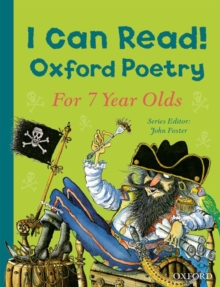 I Can Read! Oxford Poetry for 7 Year Olds, Paperback