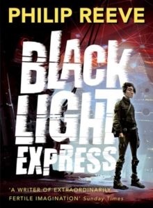 Black Light Express, Paperback Book