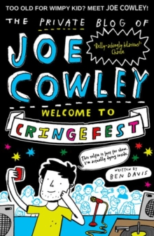 The Private Blog of Joe Cowley: Welcome to Cringefest, Paperback