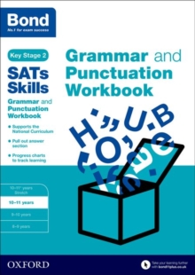 Bond Grammar and Punctuation Workbook 10-11 Years, Paperback Book