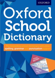 Oxford School Dictionary, Mixed media product