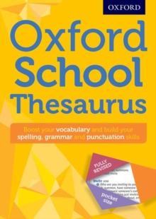 Oxford School Thesaurus, Mixed media product
