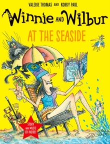 Winnie and Wilbur at the Seaside, Mixed media product Book