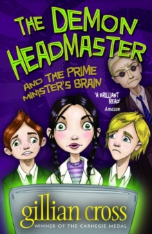 The Demon Headmaster and the Prime Minister's Brain, Paperback