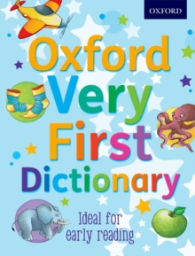 Oxford Very First Dictionary, Paperback