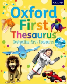Oxford First Thesaurus, Paperback