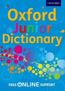 Oxford Junior Dictionary, Hardback