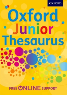Oxford Junior Thesaurus, Mixed media product