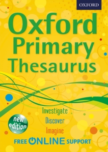 Oxford Primary Thesaurus, Hardback