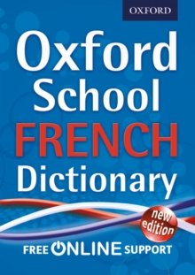 Oxford School French Dictionary, Paperback