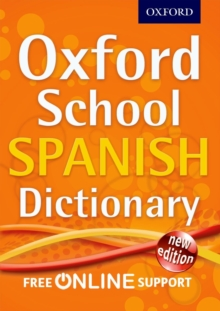 Oxford School Spanish Dictionary, Paperback