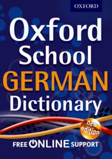 Oxford School German Dictionary, Paperback
