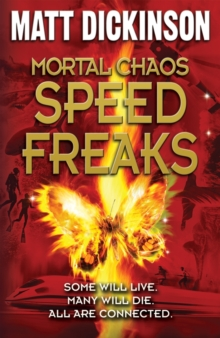 Mortal Chaos: Speed Freaks, Paperback