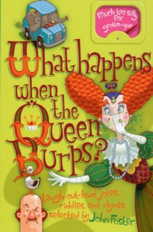 What Happens When the Queen Burps?, Paperback