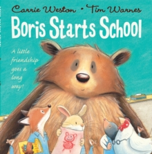 Boris Starts School, Paperback Book