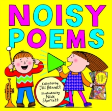 Noisy Poems, Paperback Book
