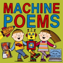 Machine Poems, Paperback