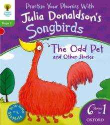 Oxford Reading Tree Songbirds: Level 2: The Odd Pet and Other Stories, Paperback