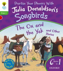 Oxford Reading Tree Songbirds: Level 2: The Ox and the Yak and Other Stories, Paperback