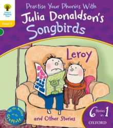 Oxford Reading Tree Songbirds: Level 5: Leroy and Other Stories, Paperback
