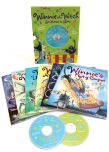 Winnie the Witch 6 Stories to Share, Mixed media product