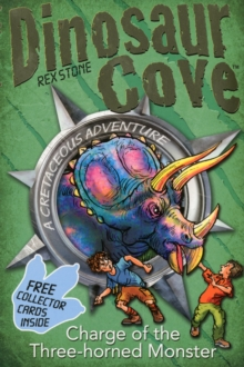 Dinosaur Cove Cretaceous 2: Charge of the Three Horned Monster, Paperback