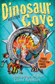 Dinosaur Cove: Stampede of the Giant Reptiles, Paperback Book