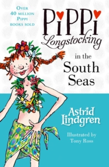 Pippi Longstocking in the South Seas, Paperback