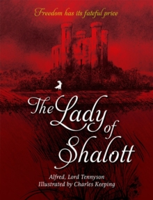 The Lady of Shalott, Paperback