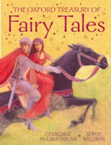 Oxford Treasury of Fairy Tales, Paperback