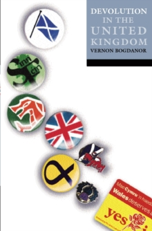 Devolution in the United Kingdom, Paperback Book