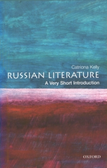 Russian Literature: A Very Short Introduction, Paperback