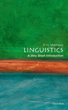Linguistics: A Very Short Introduction, Paperback