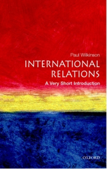 International Relations: A Very Short Introduction, Paperback