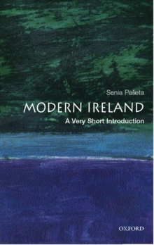 Modern Ireland: A Very Short Introduction, Paperback Book