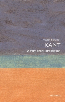Kant: A Very Short Introduction, Paperback