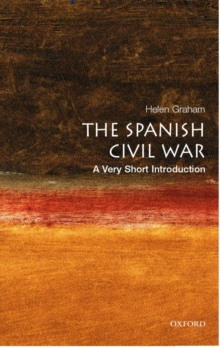 The Spanish Civil War: A Very Short Introduction, Paperback
