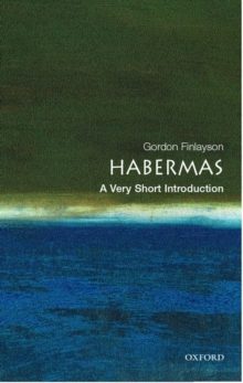 Habermas: A Very Short Introduction, Paperback