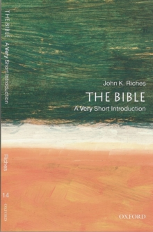 The Bible : A Very Short Introduction, Paperback Book