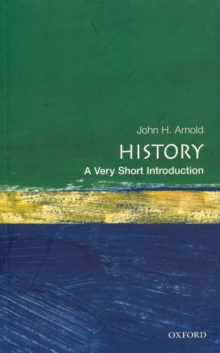History: A Very Short Introduction, Paperback