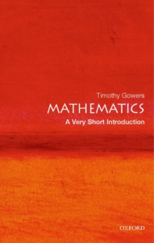 Mathematics: A Very Short Introduction, Paperback