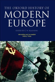 The Oxford History of Modern Europe, Paperback Book