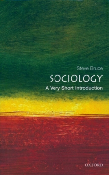 Sociology: A Very Short Introduction, Paperback