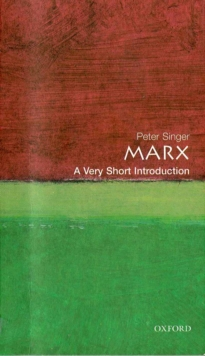 Marx: A Very Short Introduction, Paperback Book
