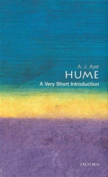 Hume: A Very Short Introduction, Paperback