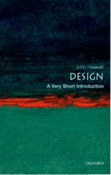 Design: A Very Short Introduction, Paperback