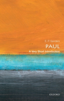 Paul: A Very Short Introduction, Paperback
